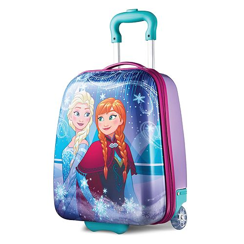 Disney's Frozen 18-Inch Hardside Wheeled Luggage by American Tourister