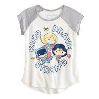 Toddler Girl Jumping Beans® DC Comics Batman, Wonder Woman & Super Girl