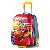 Disney / Pixar Cars 18-Inch Hardside Wheeled Luggage by American Tourister