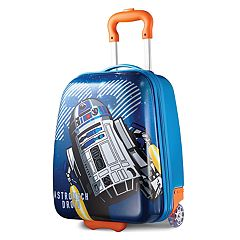 Star Wars R2-D2 18-Inch Hardside Wheeled Luggage by American Tourister