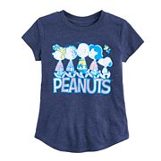 Toddler Girl Jumping Beans® Peanuts Gang Snoopy & Charlie Brown Graphic Tee
