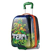 Teenage Mutant Ninja Turtles High School 18 in Hardside Wheeled Luggage by American Tourister