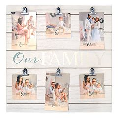 New View 6-Opening 'Our Family' Collage Frame