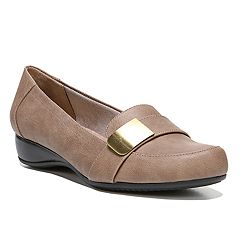 LifeStride Daphne Women's Wedge Loafers