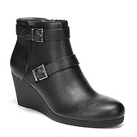 LifeStride Neeva Women's Wedge Ankle Boots