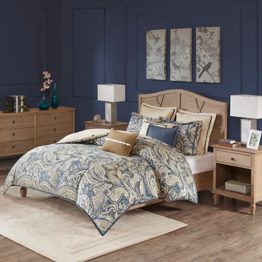 Hampton Hill Urban Chic Comforter Set