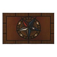 Mohawk® Home Texas Star Rubber Doormat - 18