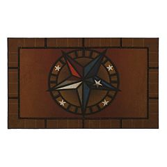 Mohawk® Home Texas Star Rubber Doormat - 18' x 30'