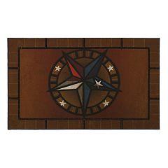 Mohawk® Home Texas Star Rubber Doormat - 18' x 30'