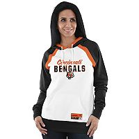 Women's Majestic Cincinnati Bengals Fleece Hoodie