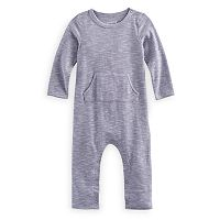 Baby Jumping Beans® Slubbed Pocket Coverall