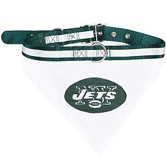 New York Jets Pet Collar Bandana