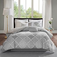 Madison Park Karyna Cotton Sateen Comforter Set