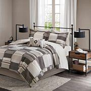 Madison Park Essentials Ontario Bed Set