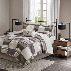 Madison Park Essentials Ontario Bed Set