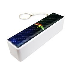 Denver Broncos Portable Bank Charger