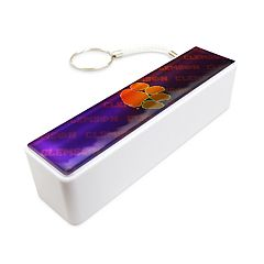 Clemson Tigers Portable Bank Charger