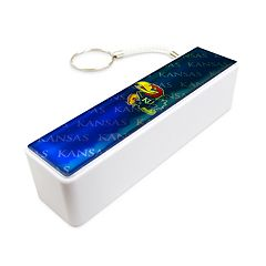 Kansas Jayhawks Portable Bank Charger