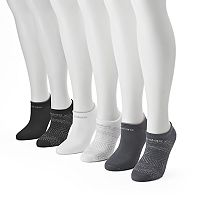 Women's adidas 6 pkGraphic No-Show Socks