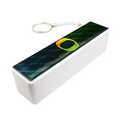 Oregon Ducks Portable Bank Charger