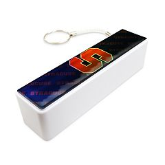 Syracuse Orange Portable Bank Charger