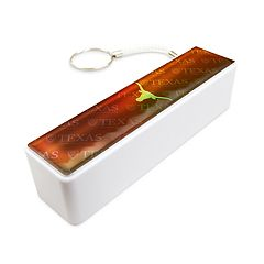 Texas Longhorns Portable Bank Charger