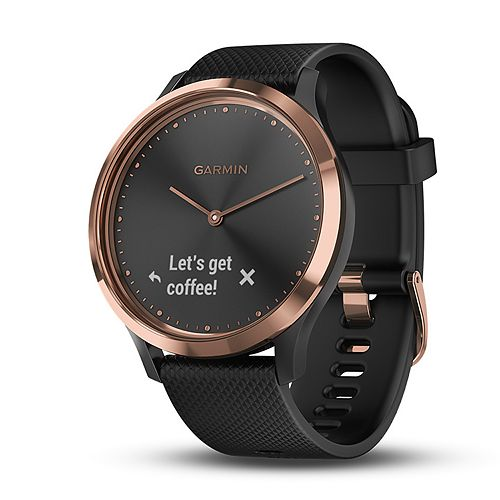 Garmin vívomove HR Sport Hybrid Smartwatch