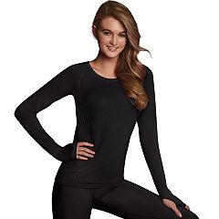 Women's Maidenform Sport Base Layer Seamless Long Sleeve Top
