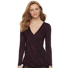 Women's Rock & Republic® Twist Top
