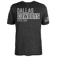Men's Dallas Cowboys Field General Tee