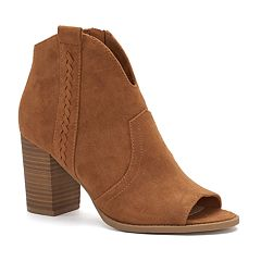 SO® Pike Women's Ankle Boots