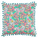Rizzy Home Simply Southern Bright Floral II Throw Pillow