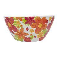 Celebrate Summer Together Floral Melamine Cereal Bowl