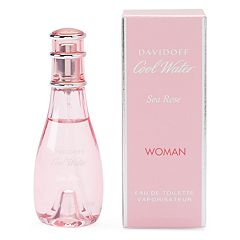 Davidoff Cool Water Sea Rose Women's Perfume - Eau de Toilette