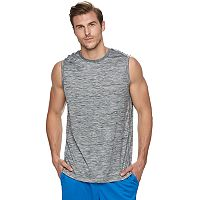 Big & Tall Tek Gear® DRY TEK Regular-Fit Muscle Tee