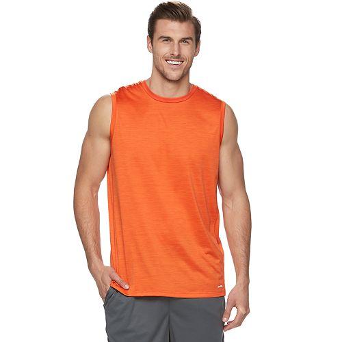 Big & Tall Tek Gear® DRY TEK Regular-Fit Muscle Tee