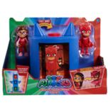 PJ Masks Owlette Transforming Figure