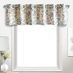 United Curtain Co. Christine Window Valance