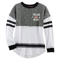 Girls 7-16 Miss Chievous Varsity Sweater