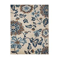 Thomasville Danza Reece Floral Indoor Outdoor Rug
