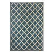 Thomasville Danza Rochelle Trellis Indoor Outdoor Rug