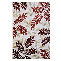 Thomasville Danza Abington Leaf Indoor Outdoor Rug