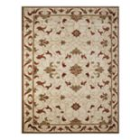 Thomasville Danza Richland Framed Floral Indoor Outdoor Rug
