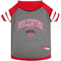 Ohio State Buckeyes Pet Hoodie