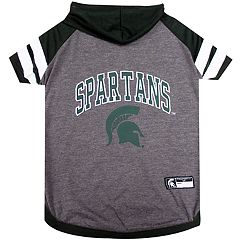 Michigan State Spartans Pet Hoodie