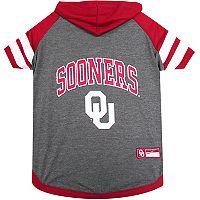 Oklahoma Sooners Pet Hoodie