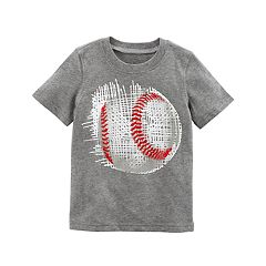 Toddler Boy Carter's Baseball Graphic Tee