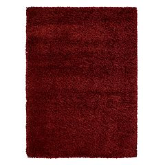 Laura Ashley Luxury Solid Shag Rug