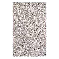 Laura Ashley Lifestyles Luxury Solid Shag Rug