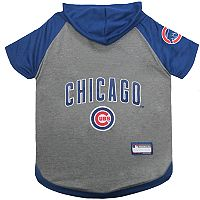 Chicago Cubs Pet Hoodie